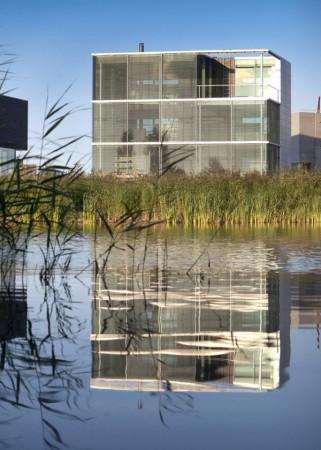 Современный дом на окраине Амстердама 3