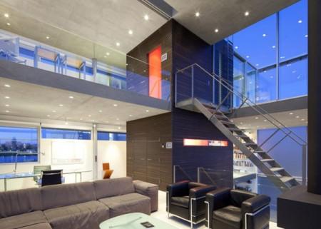 Современный дом на окраине Амстердама 4