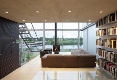 Современный дом на окраине Амстердама 7
