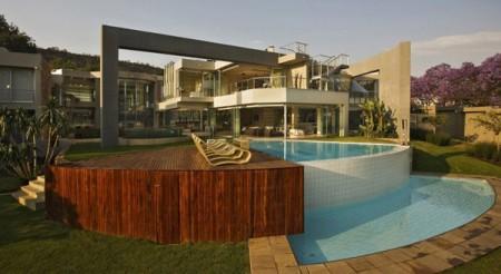 Стеклянный дом в Южной Африке 2