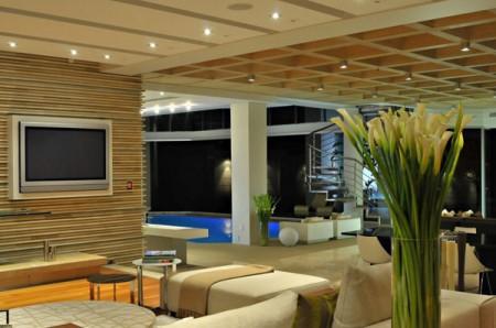 Стеклянный дом в Южной Африке 7