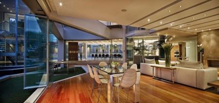 Стеклянный дом в Южной Африке 9