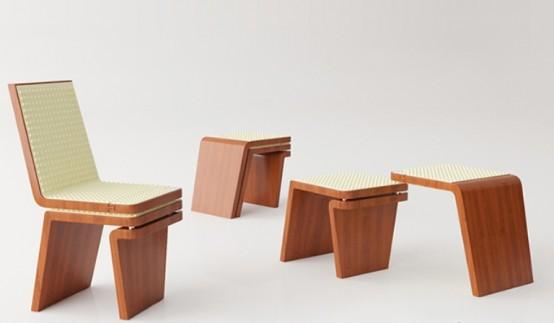 Удобная мебель-трансформер фото 1