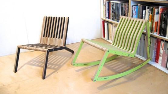 Универсальная система мебели для сидения 6