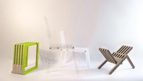 Универсальная система мебели для сидения 7