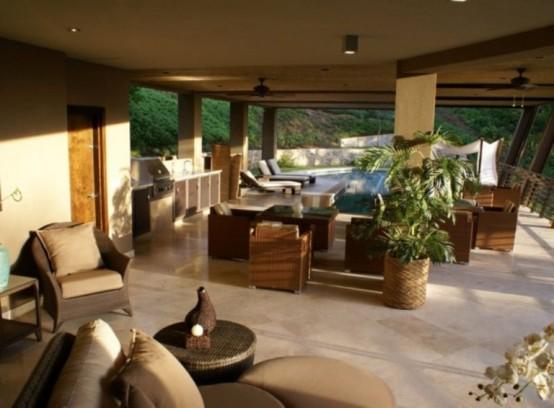 Дом для отдыха в джунглях Коста-Рики 12