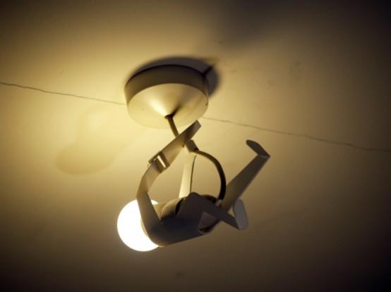 Лампы говорят нужно выключить свет 3