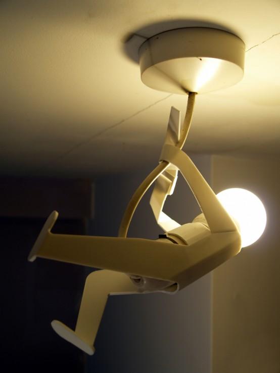 Лампы говорят нужно выключить свет 4