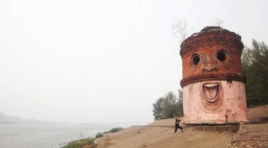 Живые стены от Никиты Номерз 11