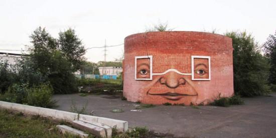 Живые стены от Никиты Номерз 12
