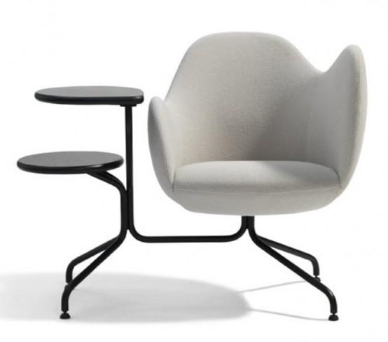 Функциональное кресло для удобной работы