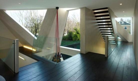Шикарная вилла от Ooze Architects