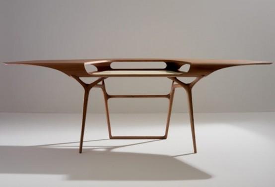 Стильная коллекция мебели от No? Duchaufour-Lawrance
