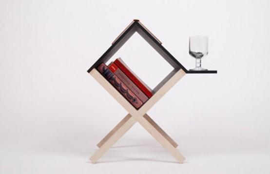 Ироничная мебель от студии Voigt Dietrich
