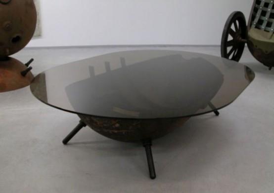 Прочная мебель в морском стиле