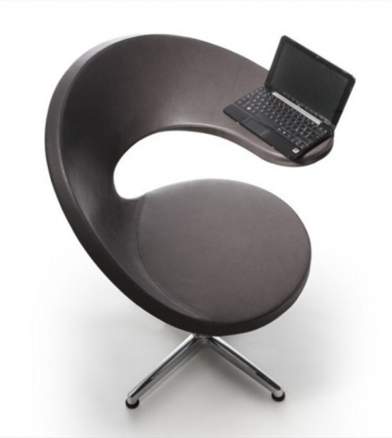 Стол для работы с ноутбуком