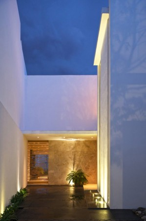 Casa Natalia: оригинальная архитектура и планировка