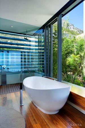 Новая резиденция в Южной Африке