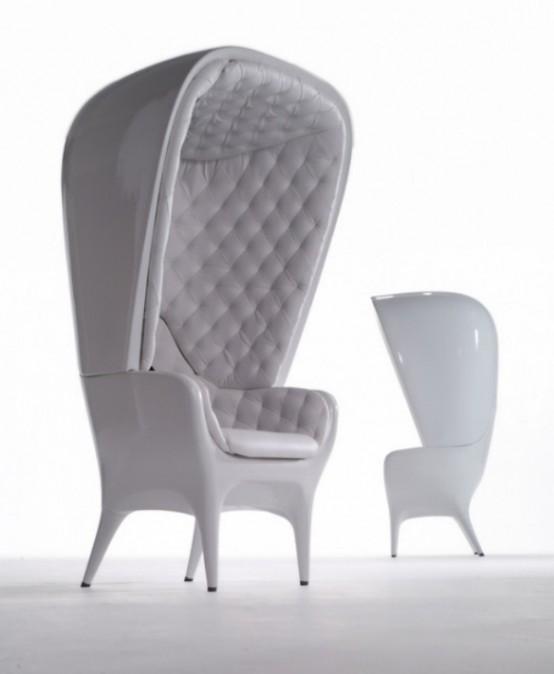 Почему вы должны использовать роскошные стулья в интерьере: 20 фото