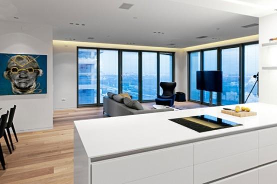 Роскошные апартаменты с расслабляющей атмосферой