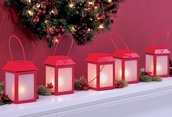 Удивительные рождественские фонари: 21 фото
