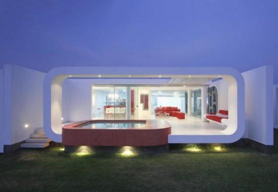 5 самых интересных домов 2012 года