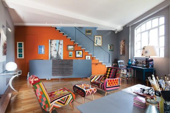 Интерьер дома от Woodstock studios