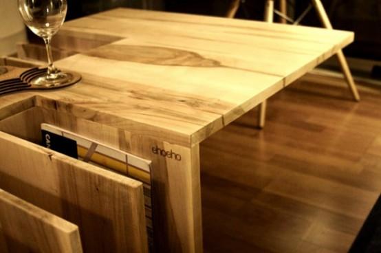 Неплохой столик для вашей гостиной