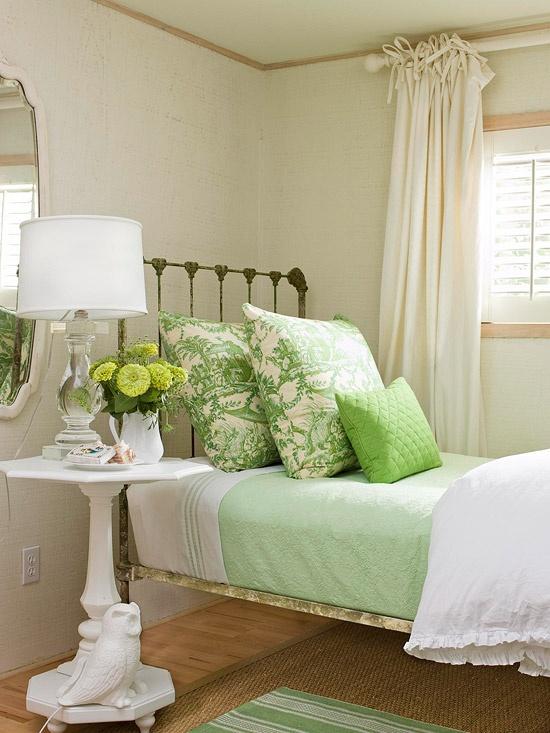 Отделка спальни: 20 идей