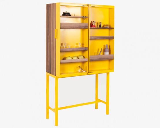 Функциональный шкаф от Veronika Gombert