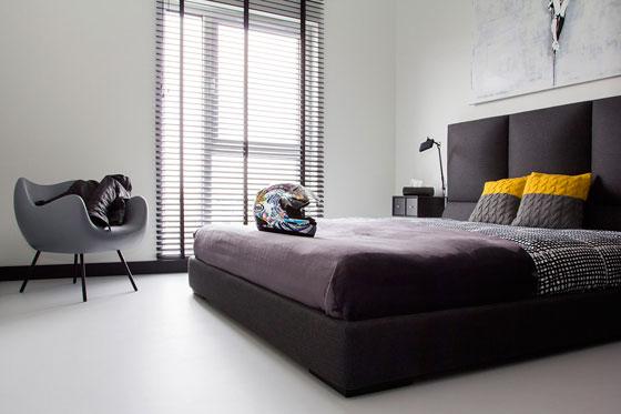 дизайн комнаты для мужчины