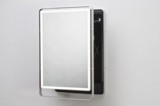 Коллекция зеркал для ванной комнаты