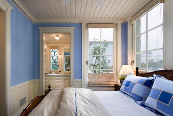 Маленькая спальня для мужчины