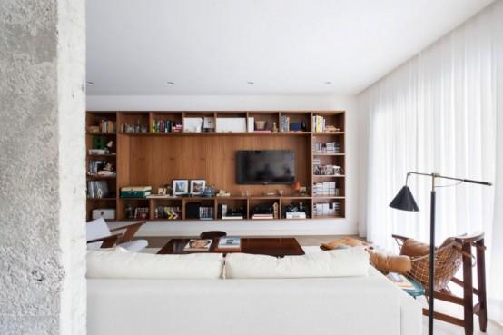 Просторные апартаменты в Бразилии