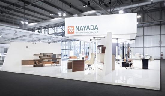 Компания NAYADA на выставке мебельной индустрии I Saloni 2013