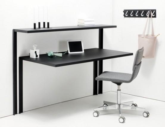 Действительно практичный рабочий стол