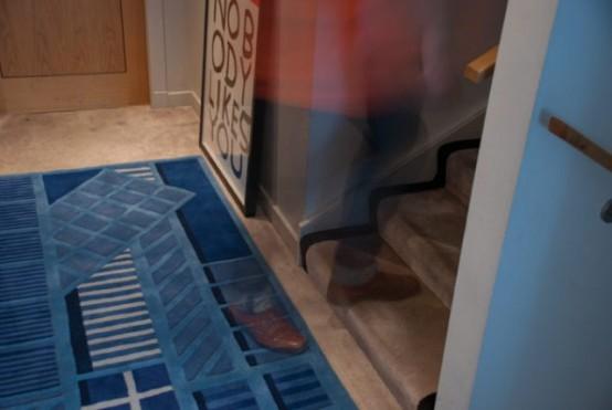 Коллекция воздушных ковров в стиле минимализм