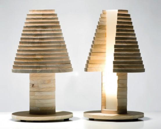 Конструктор и лампа в одном