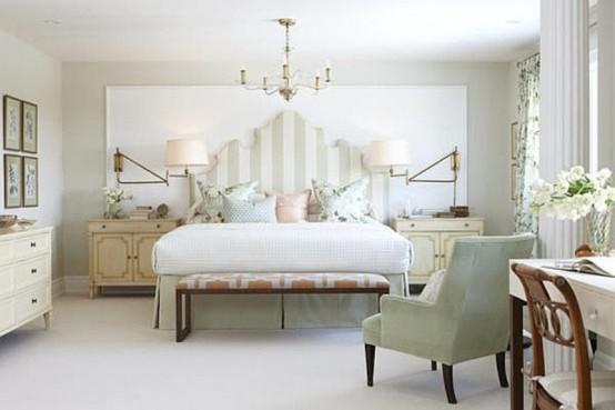 дизайнерские решения для спальни фото