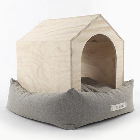 Удобная будка для собаки