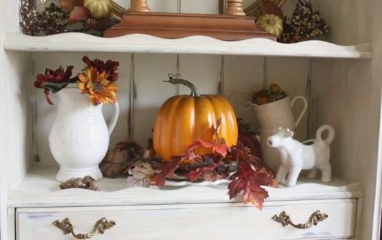 Осень за окном: преобразование столовой комнаты