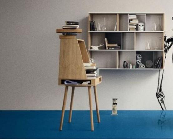 Vilfred Desk : красивая компактность