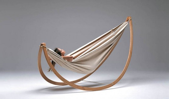 Когда хочется отдохнуть – гамак самое то
