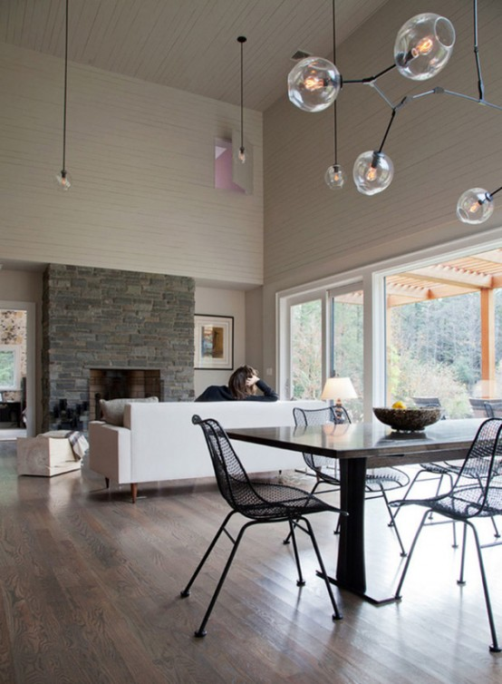 Загородный дом от CWB Architects