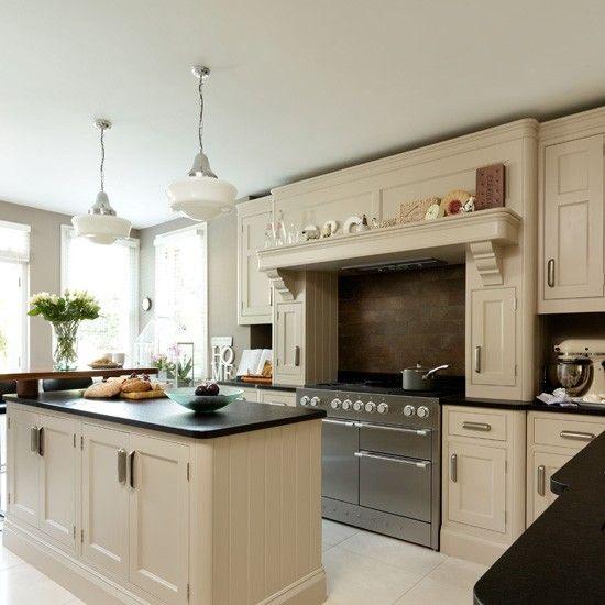 Дизайн кухни в нейтральных тонах: 25 фото