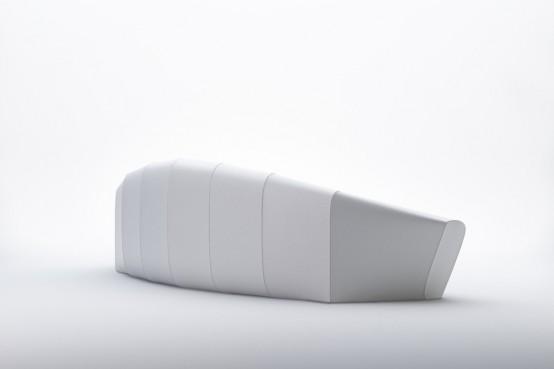 Zeppelin Sofa: домашний дирижабль