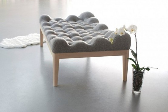 Кушетка Kulle от дизайнера Stefanie Schissler