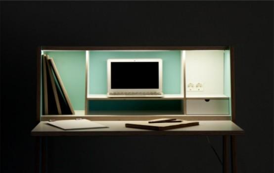 The Cabinet-desk: в помощь работающим на дому