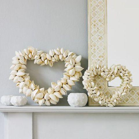 Как украсить интерьер ракушками: 25 фото