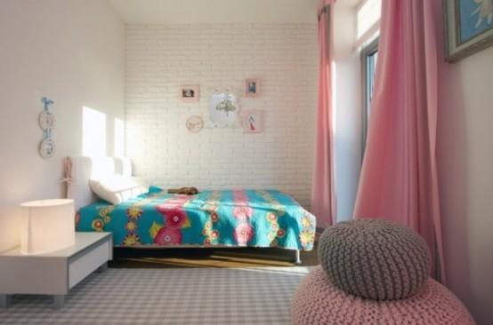 Эклектичные апартаменты с «зелеными» стенами 9